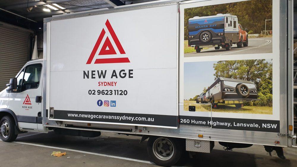 New Age Caravans Sydney